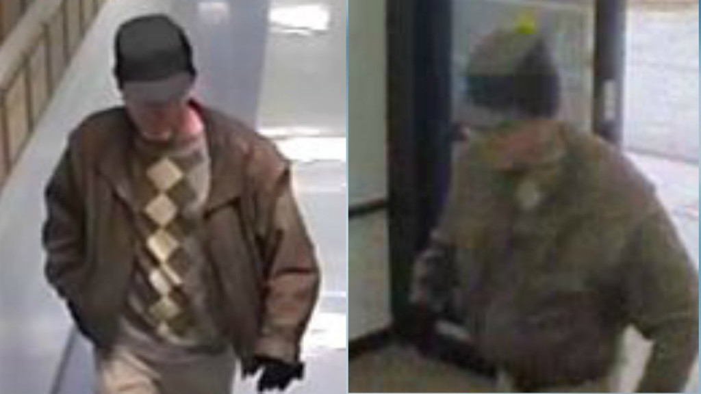 Police hope public can ID man who stole wallet from high school