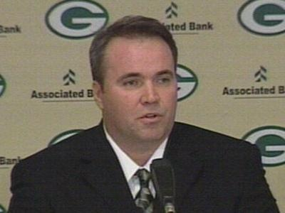 McCarthy tries to prepare new Packers for storm