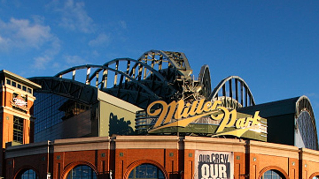 A generic photo of Miller Park