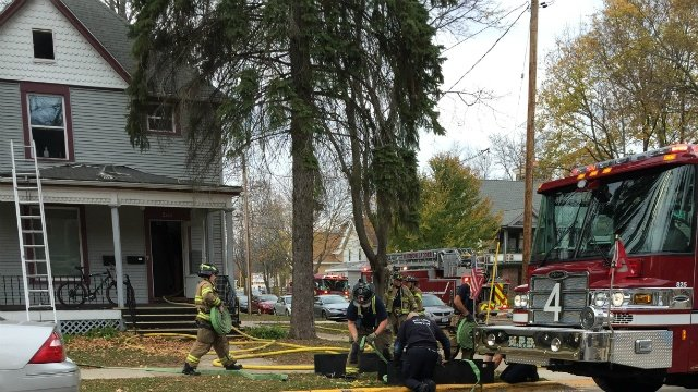 Electrical fire displaces 5, causes $30K in damage