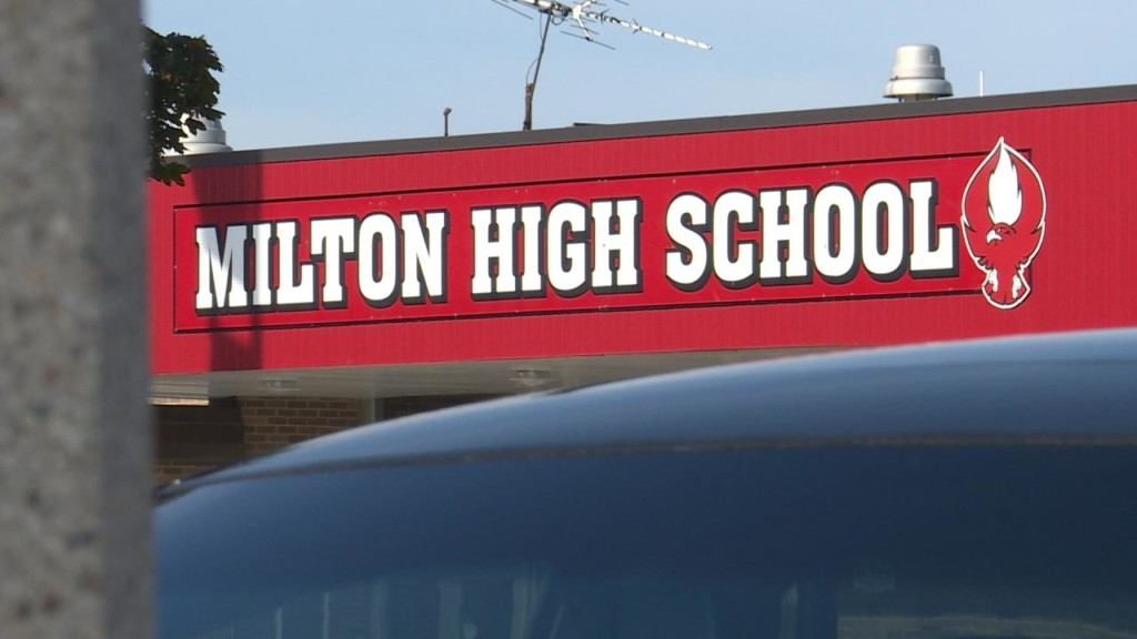 While Milton school district eyes third referendum try, students share their opinions