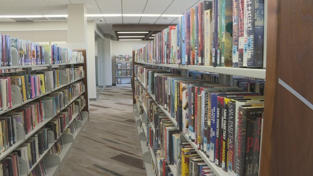 Newly renovated Milton Public Library reopens