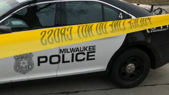 A generic photo of Milwaukee police vehicle.