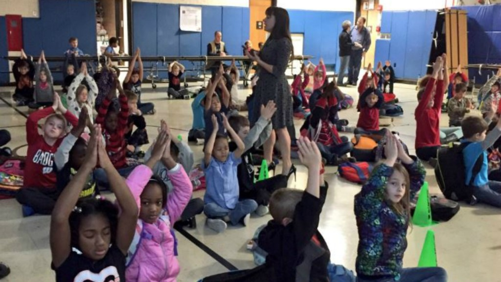 Westside Elementary teaches students mindfulness to focus in class