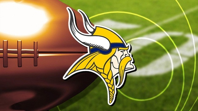 Vikings hand Luck first NFL victory