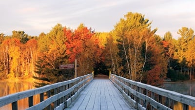 Fall in Minocqua brings out the best in Wisconsin's northwoods
