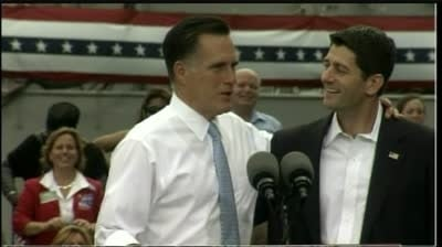 Romney airs ads in Wisconsin, hopes to expand map