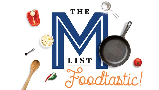 The M List 2014: Foodtastic