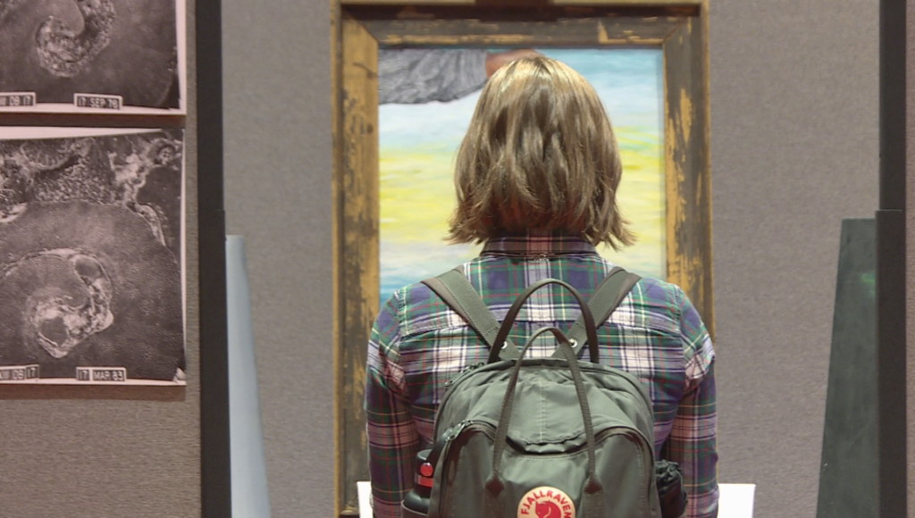 Scientists teach research through art, film