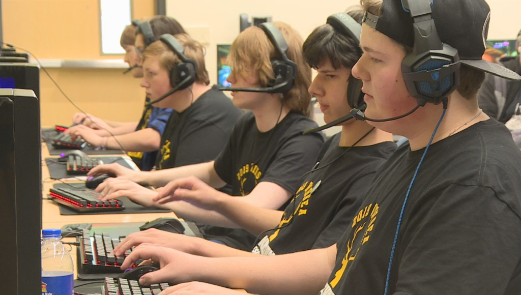 Students in esports championship focus on leadership over competition