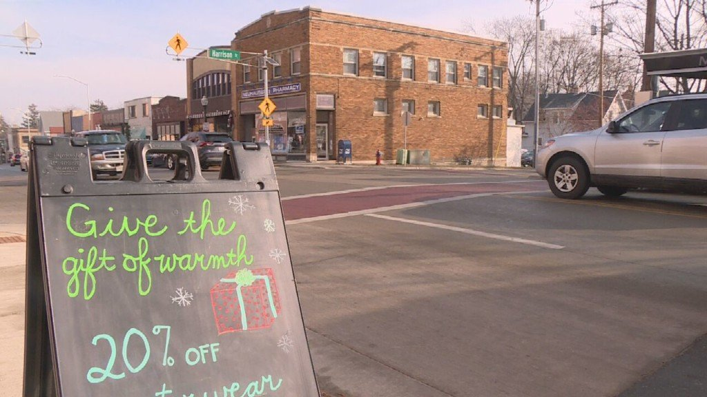 Shop local for holiday gifts on Monroe Street this season