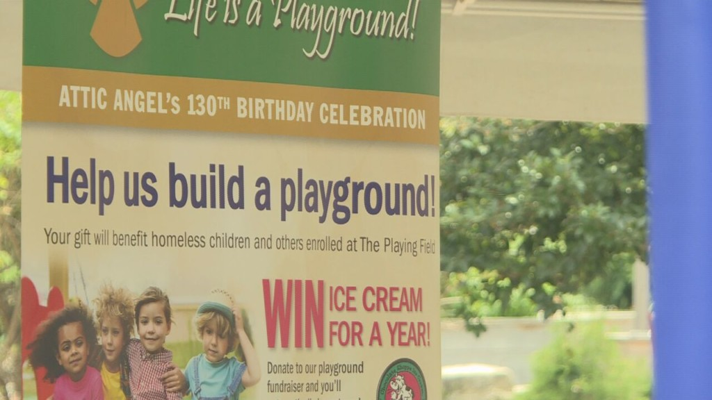 'Life is a playground'- Attic Angel Association celebrates 130 years of caring for Madison