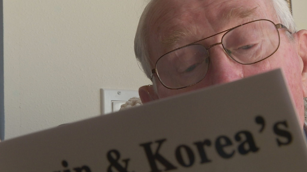 'They gave the utmost': Author works to make sure no Korean War veteran goes forgotten