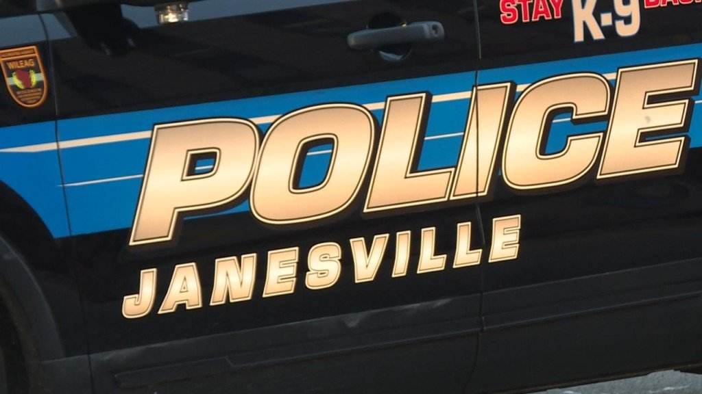 Janesville Police use K-9 Fred and drone to track down man connected with 2 retail thefts