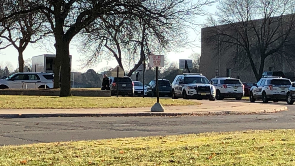 Increased police presence at Jefferson Middle School
