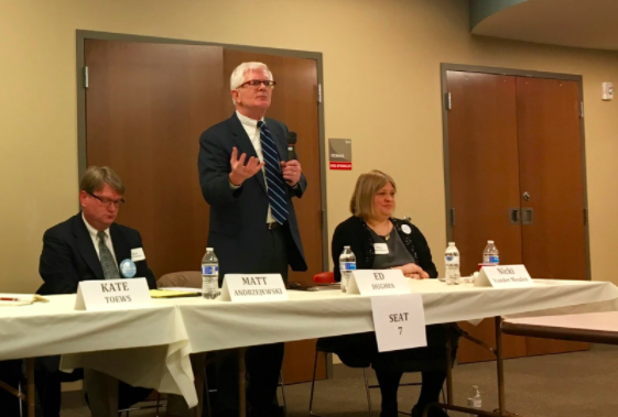 Meet this election's MMSD school board candidates
