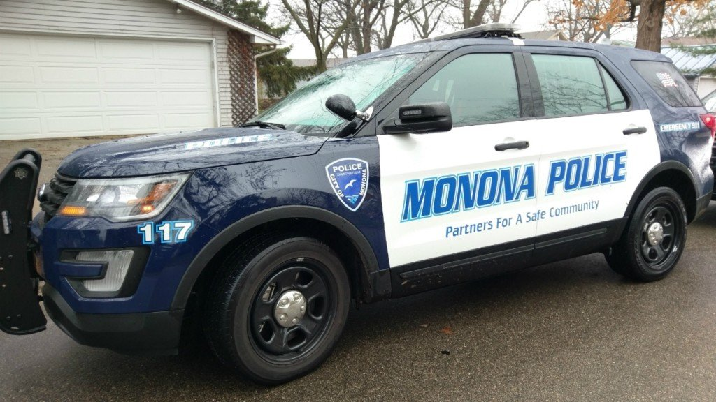 Man arrested after Monona police find marijuana growing operation while searching house