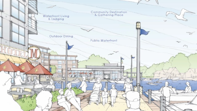 Major waterfront redevelopment planned for Monona