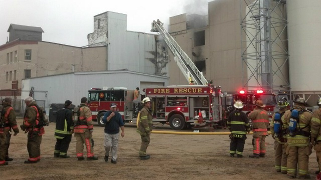 Historic Monroe brewery recovers, reopens after Nov. fire