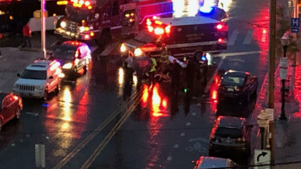 Pedestrian hit by car at Monroe and Regent, police say