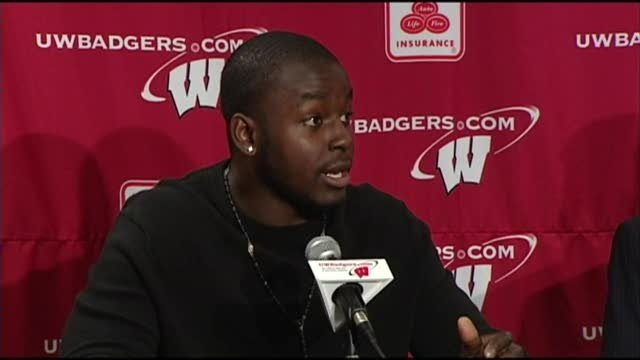 Montee Ball speaks out for first time since attack