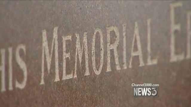 Veteran memorial forgotten no more