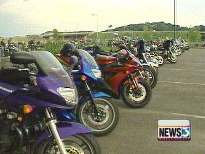 Bikers are hitting the books before hitting the pavement to prepare for holiday traffic