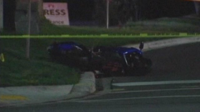 Police respond to fatal motorcycle crash Wednesday night