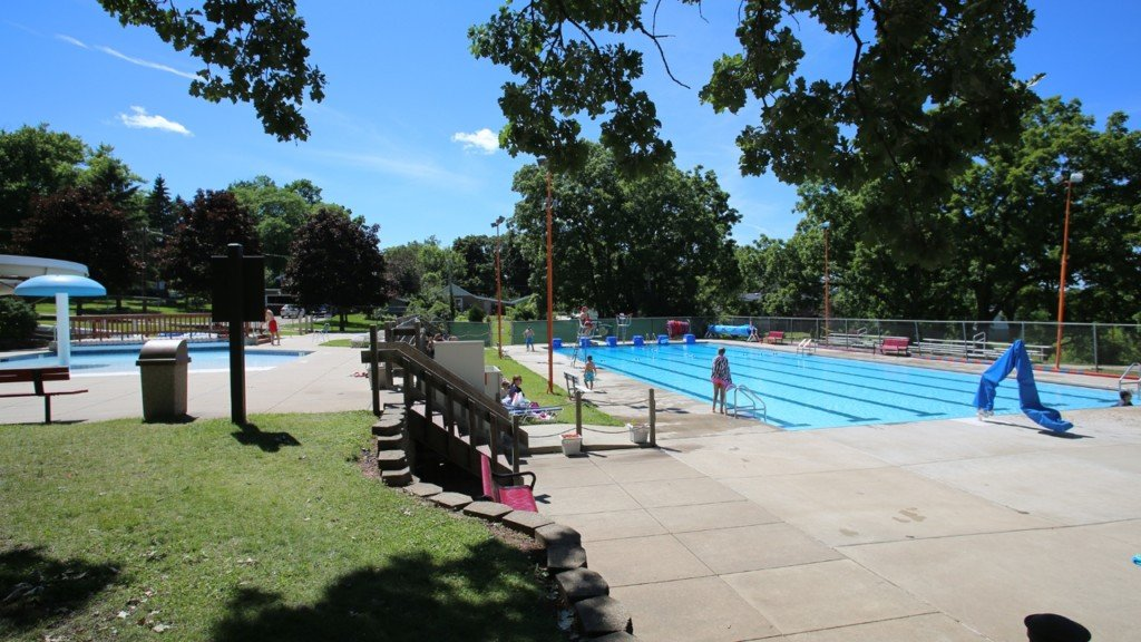 Best of the 'Burbs: Community pool