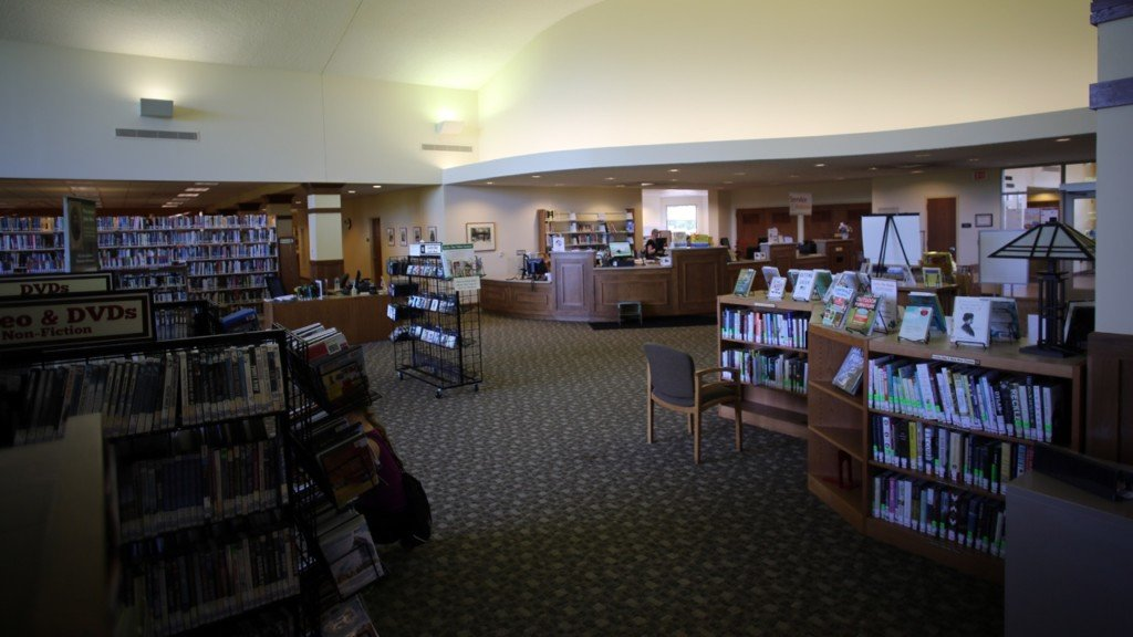 Best of the 'Burbs: Library