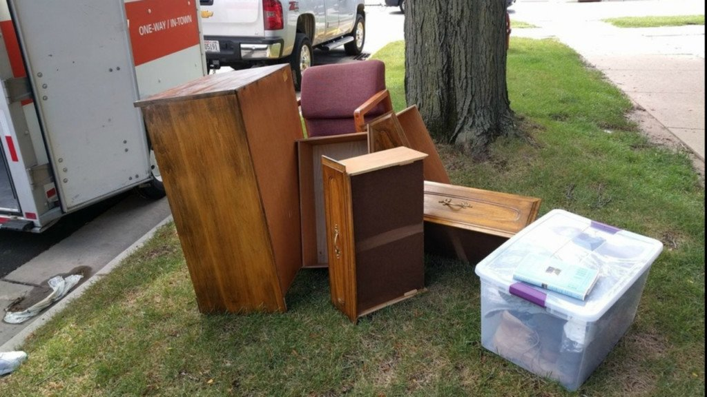 Moving Days: How to avoid bed bugs in your roadside treasures