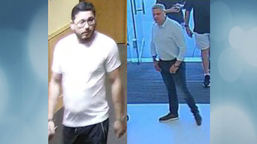 Madison police searching for thieves involved in stealing credit cards from area health clubs