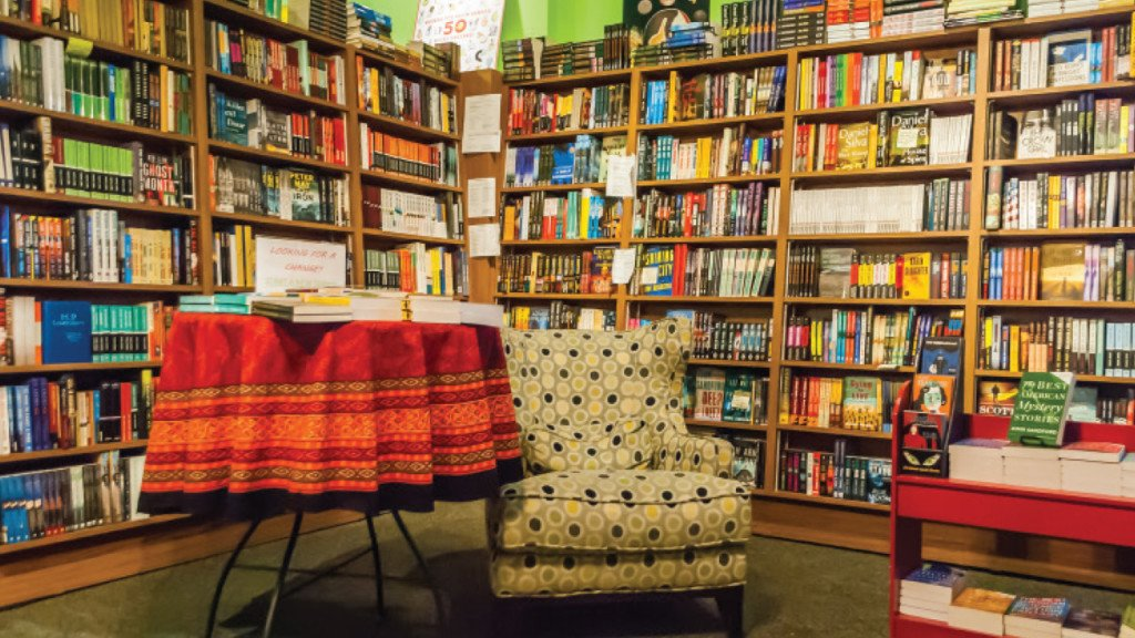 8 independent Madison bookstores