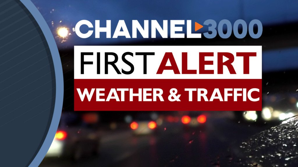 First Alert Traffic graphic