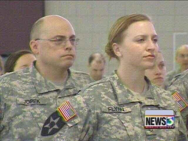 National Guard members face furloughs