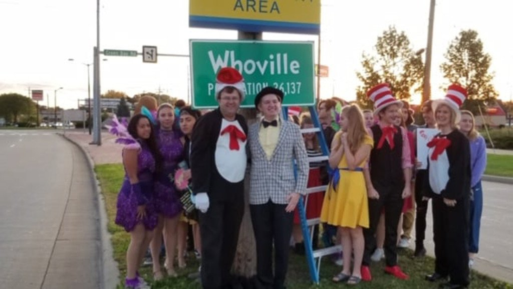 Neenah turns to Whoville for promotion of 'Suessical the Musical'