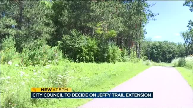 Jeffy Trail road expansion project halted