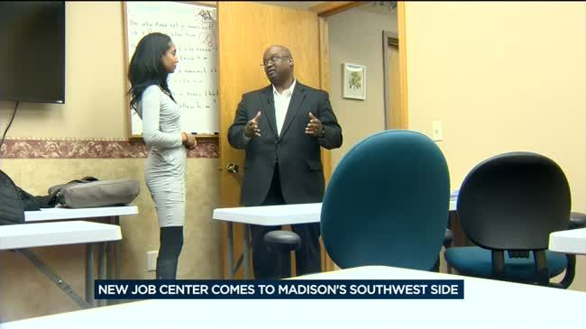 New job center opening in Madison