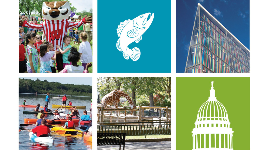 A selection of Madison's places, businesses and advertisers