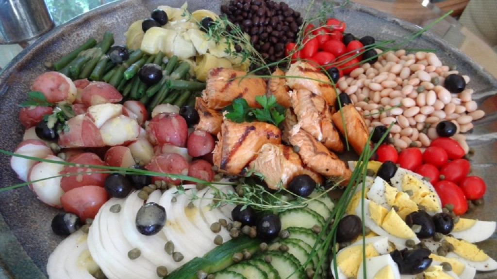 Donna's Nicoise Salad from Provence