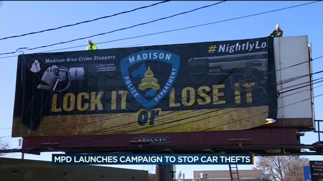 Police call #Nightlylockup campaign successful, while auto theft on the rise