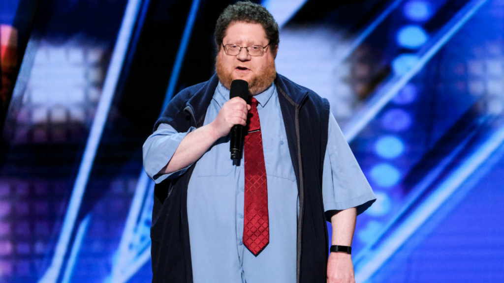 Madison comedian to appear on 'America's Got Talent' Tuesday night