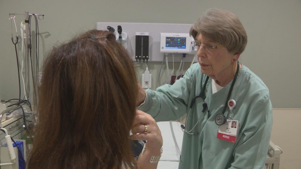 81-year-old UW Health nurse thankful for decades of service