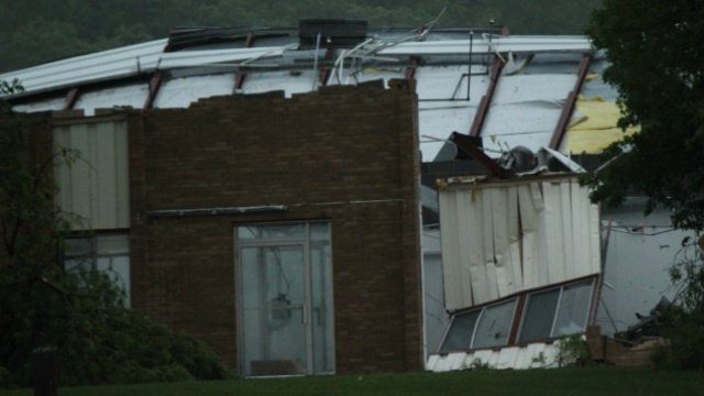 Dozens of properties damaged in severe weather outbreak