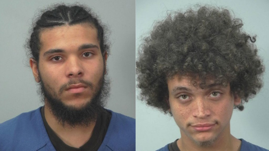 Police arrest two teens in connection with shooting Tuesday morning