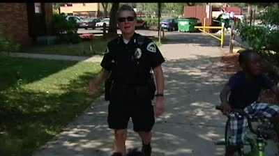 Madison officer takes kid-friendly approach to busting crime
