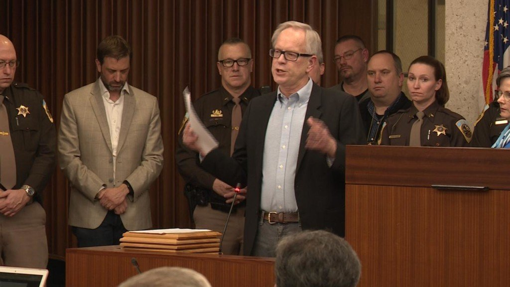 First responders from WTS Paradigm shooting recognized by Dane County