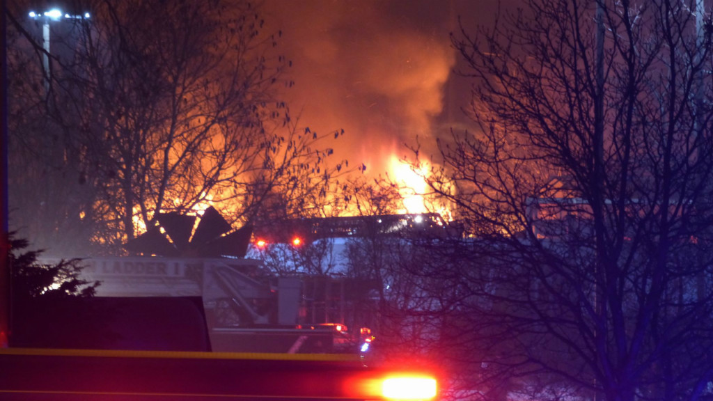 Tool shed fire near Olbrich Gardens was electrical, officials say