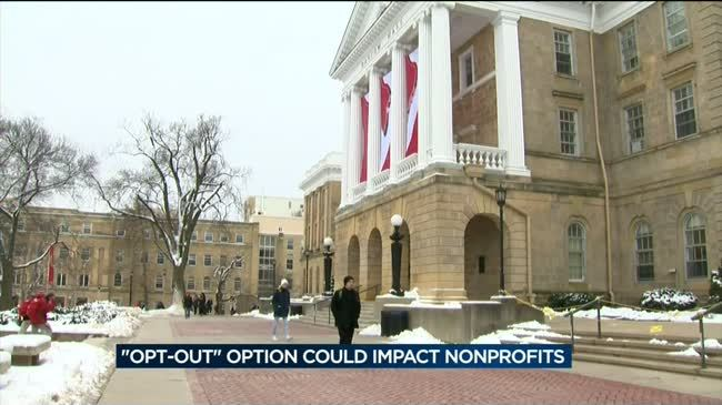 Some UW groups concerned about proposal to allow students to opt out of fees