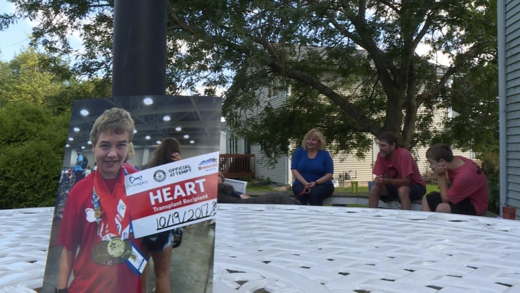 Donated organs power Wisconsin competitors in Transplant Games of America